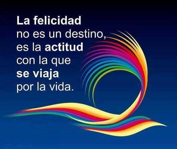 felicidad no es destino
