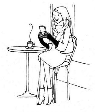 invierno cafe